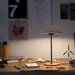 Ginger S Table Lamp by Marset