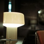 Glass Drop Table Lamp by Diesel Lighting