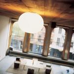 Glo-Ball Ceiling Flush Mount -
