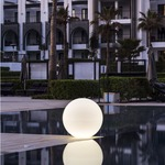 Globe Outdoor Indoor LED Lamp by Smart & Green