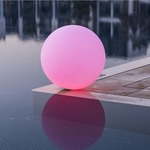 Globe Bluetooth Outdoor/Indoor LED Lamp -  /