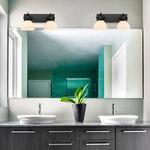 Hines Bathroom Vanity Light -
