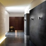 Gold P1/SP Wall Sconce by Leucos