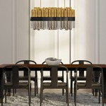 Granville Rectangle Chandelier by CreativeMary