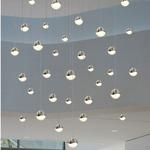Grapes 24 Light Round Pendant by Sonneman A Way Of Light