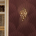 Grapes Wall Sconce by Lightology Collection