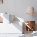 Tilt Scraplight Table Lamp -