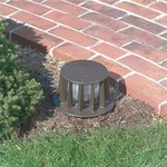 1010 Aluminum Beacon - Bronze /
