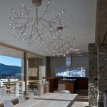 Heracleum II LED Suspension -