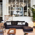 Heracleum The Big O Chandelier by Moooi
