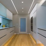 Aurora Square 3.3 Recessed  | by Pure Lighting<br />Lenore Weiss Studios LLC