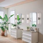 Facet Bathroom Vanity Light -