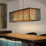 Kai Rectangular Indoor Hanging Lamp -