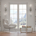 Blossom Double Wall Sconce -