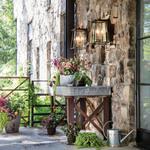 Walker Outdoor Multi Light Wall Light -