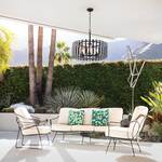 Reid Outdoor Chandelier -