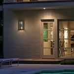 Hoboken Indoor/Outdoor Wall Sconce by Troy Lighting