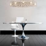 Hollywood Round Chandelier -