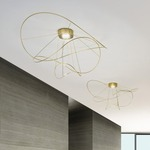 Hoops Ceiling Mount by Axo Light