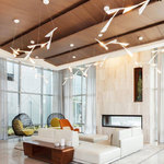 Quill LED Linear Pendant -