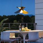 Hibiscus Outdoor Pendant -
