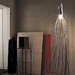 Hugo Floor Lamp by Terzani