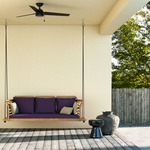 Cassius Indoor/Outdoor Ceiling Fan -