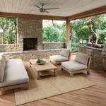 Chronicle Indoor/Outdoor Ceiling Fan -