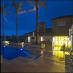 Pool Lite 6W 15Deg Underwater Light by Hunza Lighting