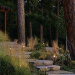 Twig Lite Pole Light by Hunza Lighting