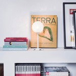 Iceglobe Micro Table Lamp by Lumen Center Italia