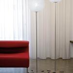 Iceglobe Floor Lamp by Lumen Center Italia