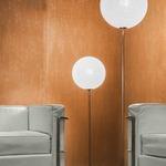 Iceglobe Large Floor Lamp by Lumen Center Italia