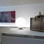 Iceglobe Mini Table Lamp by Lumen Center Italia