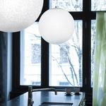 Iceglobe Pendant by Lumen Center Italia