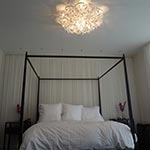 Icy Lady Ceiling Flush Mount -  /