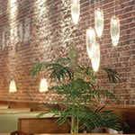 Icicle Pendant by LBL Lighting