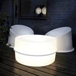 Illumesa Outdoor Light Table by Verpan