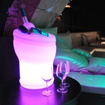 Illuseo Bluetooth Outdoor/Indoor Lamp - White /