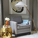 Indochine Floor Lamp by Jonathan Adler