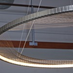 Interlace Suspension  - Satin Nickel /