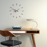 Sunset Wall Clock -