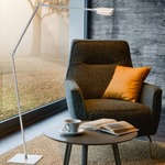 Jackie Floor Lamp by Zaneen Lighting