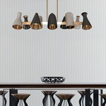 Jordaan Linear Suspension by Lightology Collection