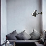 Jordaan Wall Lamp by Lightology Collection