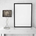Juliette Table Lamp by Adesso Corp.