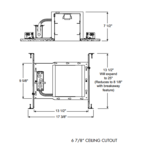 IC2 6 Inch IC New Construction Housing -  /
