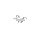 Trac-Lites T Connector -  /