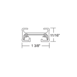 Trac-Master 1 Circuit Track -  /