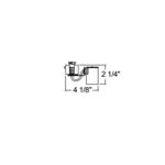 T359 Mini Swivel Universal Track Fixture 120V -  /
